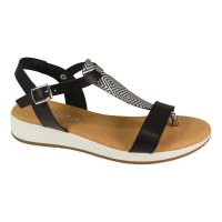 Women's leather sandals made for comfort and style